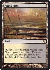 Marsh Flats - Foil X1 (Zendikar) MTG (NM) *CCGHouse* Magic