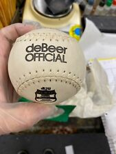 Debeer Official Softball In Box Made In Haiti (GS)