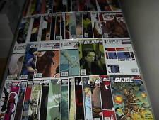 Gi Joe Cobra 1-4 Cobra Ii 1-13 Specials 1 2 Files 1-9 Civil War 0-21 Lot 2009
