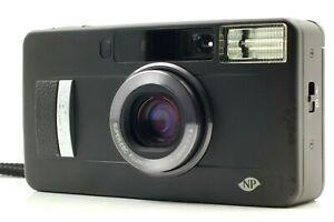【Exc+5】FUJIFILM NATURA Black F1.9 24mm Film Camera Point & Shoot from JAPAN 218