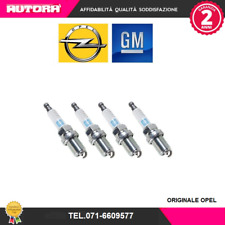 1214058-G 4 Candele accensione adat.Opel IFR6W-7G (OPEL ORIGINALE)