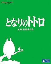 New My Neighbor Tonari no Totoro Blu-ray Japan English French Subtitles Ghibli