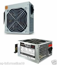 ALIMENTATORE 500 W 20+4 20 20/24 PIN ATX SATA 500W PC CASE DESKTOP VULTECH BULK