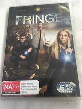 Fringe Season 2 Box Set 6 DVD