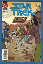 STAR TREK # 69 - 1995 DC - 2nd Series (vf)