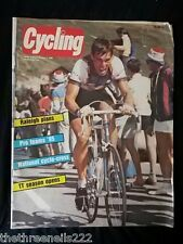 CYCLING - RAYLEIGH PLANS - FEB 9 1985