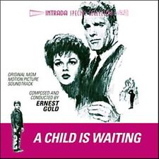 """""""A Child is Waiting"""" Soundtrack by Ernest Gold  Intrada Selaed OOP!"""