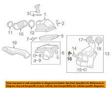 HONDA OEM Air Cleaner Intake-Air Cleaner Body Collar 17216PN3000