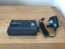 Kramer VP-413 Compuesto & S-Video a VGA Convertidor de escaneo WXGA Escalador Computadora #2
