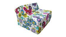 Matelas lit fauteuil futon pliable pliant choix des couleurs - longueur 200 cm