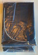 More details for 2 extra large black plastic bag boot liner compost bag furniture cover 2m x 1.3m