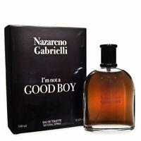 Profumo Uomo Nazareno Gabrielli I'm Not a Good Boy Edt 100ml Campioncini Omaggio