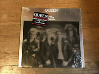 Queen LP in Shrink w/ Hype - The Game - Elektra Records 5E-513 1980