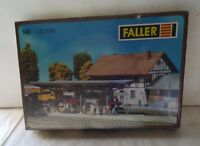 FALLER Covered Platform HO 120189 Made In Germany New Sealed Box