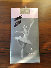 AB American Ballet Theatre Spotlights 1 Pair Nude Tights Girl Size M (NEW)