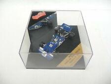 Quartzo 1/43 - 4065 Tyrrell 004 Patrick Depailler French GP 1972 F1 Model Car