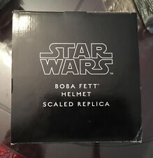 Star Wars Master Replica Boba Fett Helmet Episode V Scaled Replica