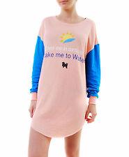 Wildfox Women's Couture Sunscreen Tunic Grapefruit Size XS RRP £96 BCF69