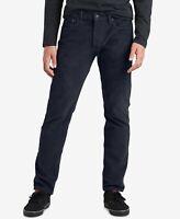 Levi's 502 Men's Taper Corduroy Pants - Jeans, Blue, Size W33 x L30, $70, NwT