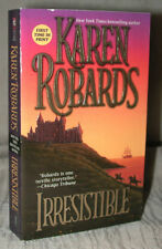IRRESISTIBLE by Karen Robards The Banning Sisters Book 2 2002 PB MINTY!
