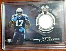 DEVIN FUNCHESS****MINT ROOKIE RELICS JERSEY****2015 TOPPS CHROME RC CAR PANTHERS