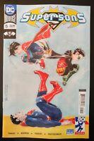 SUPER SONS #15b (2018 DC Universe Comics) ~ VF/NM Book