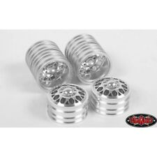 """RC4WD Z-W0194 Front and Rear Double Trouble 3 Aluminum Dually 1.9"""" Wheels"""