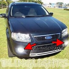 2009 2010 2011 Ford Territory SY2 White Halo Fog Lamps Angel Eye Lights Kit