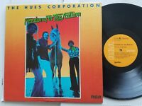 HUES CORPORATION - Freedom for the Stallion 1973 DISCO SOUL (LP) EX/NM-