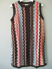 MISSONI Target 20th Anniversary Collection womens sz Large EASTER Spring brown