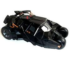 "DC Comics Large BATMAN TUMBLER BATMOBILE CAR for use with 5"" figures, with Sound"