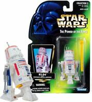 STAR WARS POWER OF FORCE R5-D4 CONCEALED MISSILE LAUNCHER