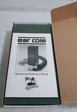 Centurion Ear Com Radio Interface Unit Ec-2