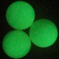 Golf Luminous Balls Training Übungsbälle Fluorescent Tournament Glow In Nig G5I7