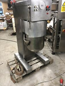 POLIN Large Dough MIXER BAKERY EQUIPMENT Professional Industrial Mixing Machine