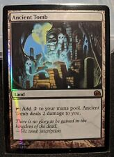 1x Ancient Tomb From the Vault:Realms Foil NM MTG x1