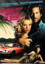 8 MILLION WAYS TO DIE (1986) - DVD - Region 1