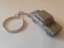 Datsun 1200 2 Door Saloon ref57 3D split-ring keyring FULL CAR