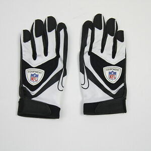 San Francisco 49ers Nike  Gloves - Receiver Men's Black/White New with Tags
