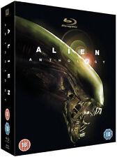 ALIEN ANTHOLOGY BLU RAY Box Set 6 Discs John Hurt Tom Skerritt UK Release New R2