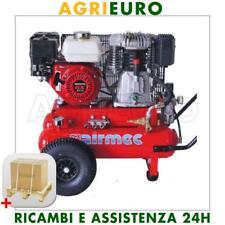 Motocompressore Airmec TEB22-620HO (620 lt/min) motore Honda GX 200, compressore