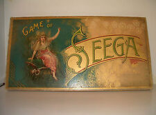 Mcloughlin  GAME OF SEEGA  Circa 1890,  Ultimate Fairy