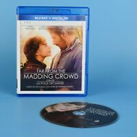 Far From The Madding Crowd - Blu-Ray - Bilingual - GUARANTEED
