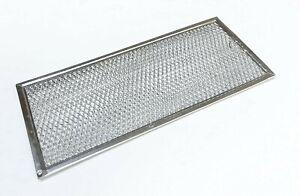 OEM Kitchenaid KHMS2040WSS0 Aluminum Mesh Microwave Oven Grease Filter