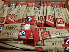 200 x Cafe express Roast Instant Coffee Sticks one cup individual coffee sachets