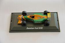 BENETTON FORD B192 - 1992 - Michaël SCHUMACHER - 1/43