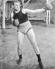 Former Heavyweight Champion TOMMY BURNS Glossy 8x10 Photo Print Boxer Poster