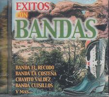 Banda El Recodo Banda La Costeña Chayito Valdez La Banda New Nuevo Sealed