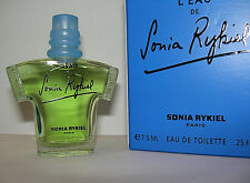 Mignon *✿ L'EAU de SONIA RYKIEL ✿* edt  7,5ml  mini perfume miniatur 1998