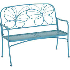 Mainstays Butterfly Outdoor Patio Bench Patio Furniture